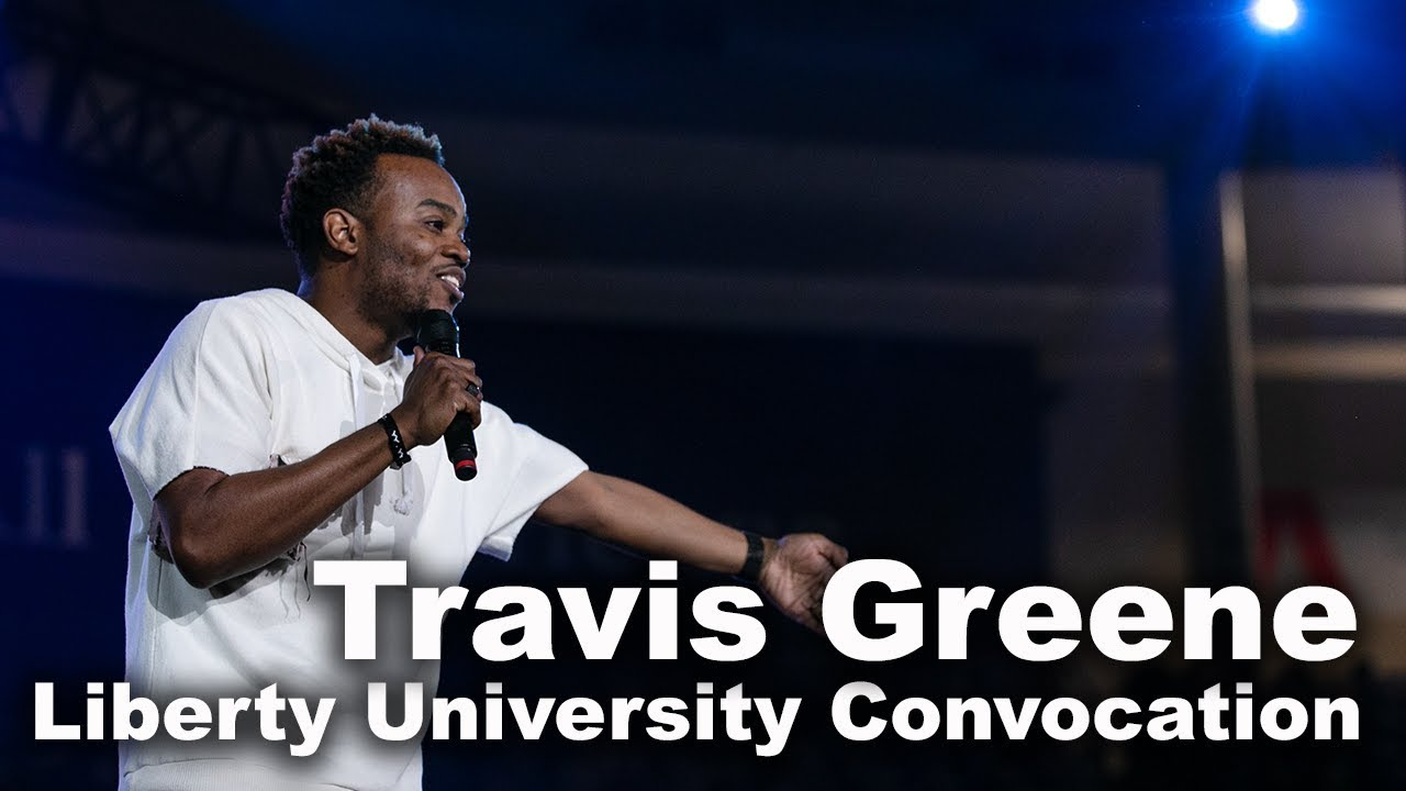 Travis Greene - Liberty University Convocation