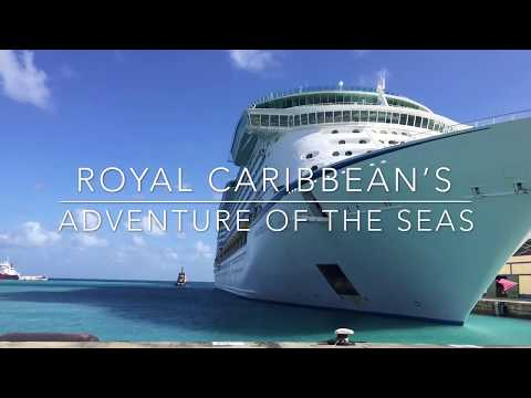 RCCL Adventure of the Seas: St. Martin/St. Marteen, St. Kitts, Antigua, St. Lucia, Barbados