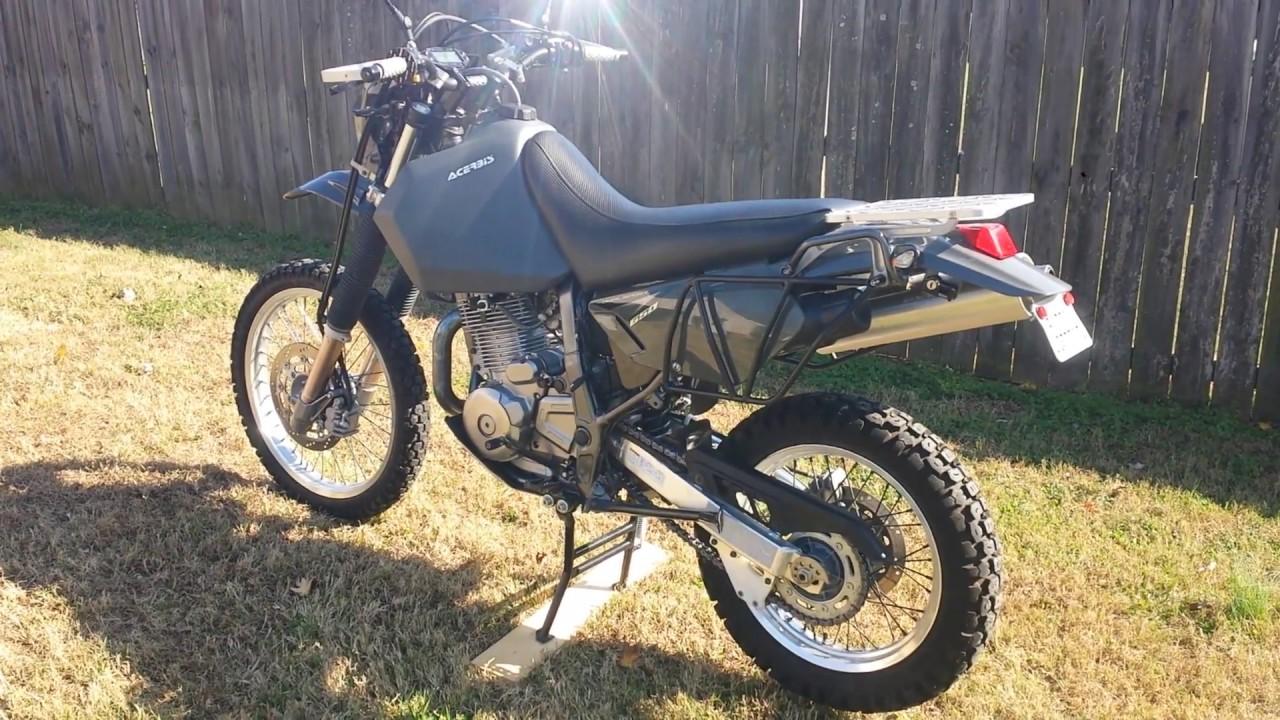 For Sale 2012 Suzuki DR650 Dirt and Motard