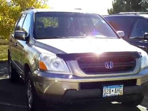 2005 Honda Pilot EXL