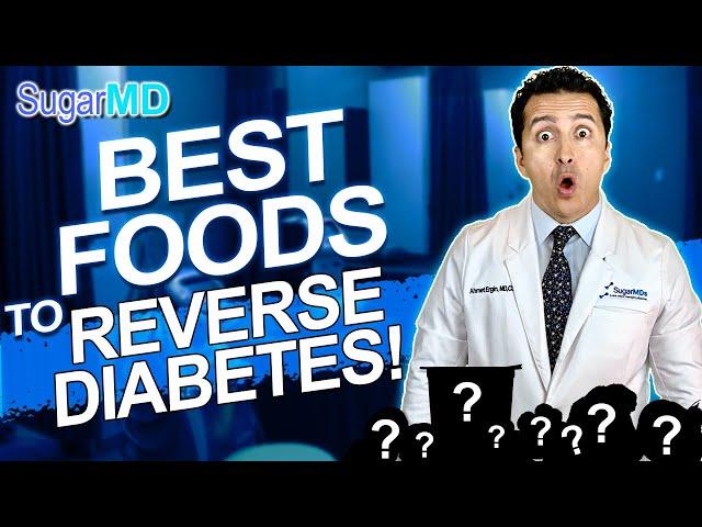 BEST ANTI-INFLAMMATORY FOODS: REVERSE DIABETES & INSULIN RESISTANCE