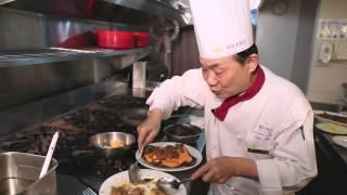 20150225 阿基師教你做菜『年菜再利用』-地瓜粉蒸肉