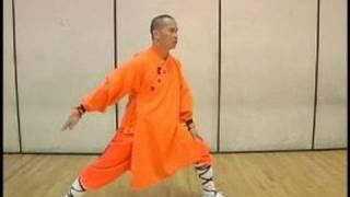 Shaolin Iron Skill Kung Fu : Warming Up for Kung Fu Iron Palm