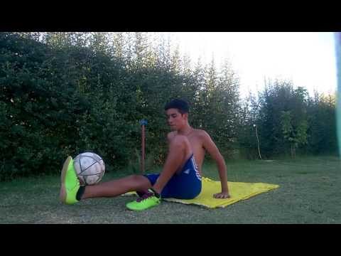1 YEAR OF FREESTYLE FOOTBALL / RAFA CASATI