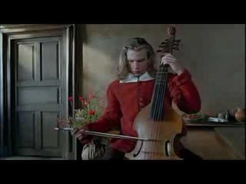 Marin Marais : Folies d'Espagne (film)