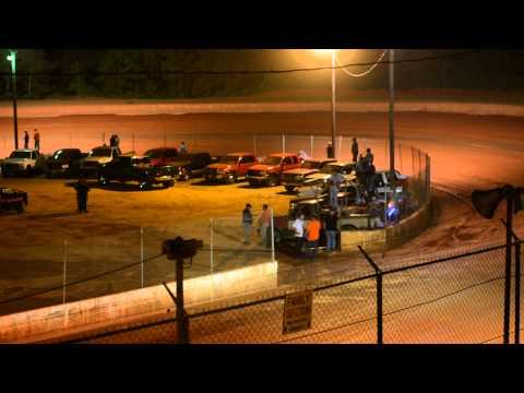 laurens speedway limited 1st start 7/26/14