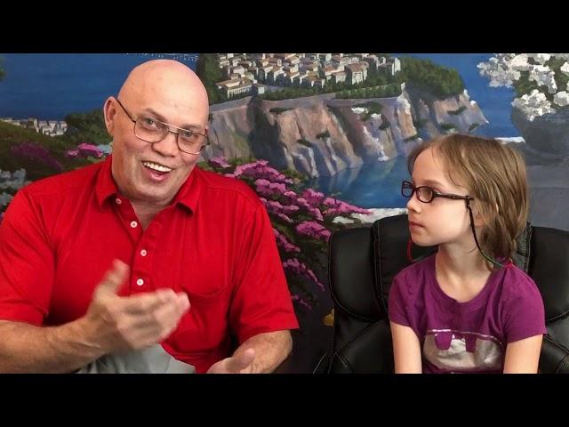 9-Year-Old Elizabeth: Sleep, Focus, Anger, Reading, Stress