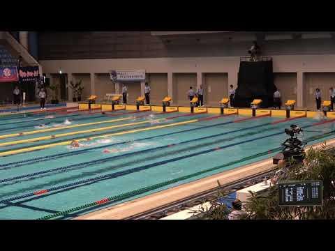 2018IH 競泳男子 1500m 自由形 決勝