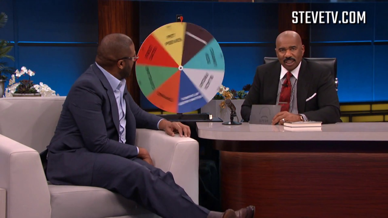 Steve Harvey Gets To Really Know Madea  (Tyler Perry)