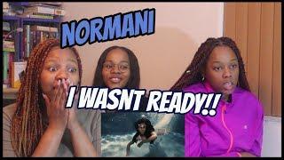 "Normani ft. 6lack ""Waves"" || REACTION"