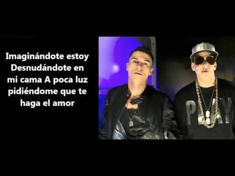 Imaginandote/Reykon Ft /Daddy Yankee LETRA