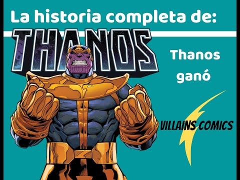 Thanos Ganó
