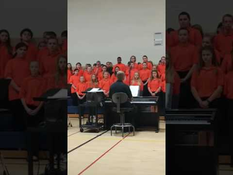 Lockerman Middle School Christmas Chorus Concert(3)
