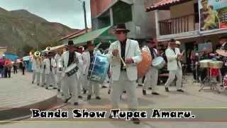 Banda Show Tupac Amaru - Huancayo