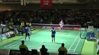 abo 2013 finals mixed doubles indonesia vs south korea