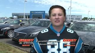 GMC Official Truck of the Carolina Panthers | Everett Chevrolet Buick GMC Cadillac