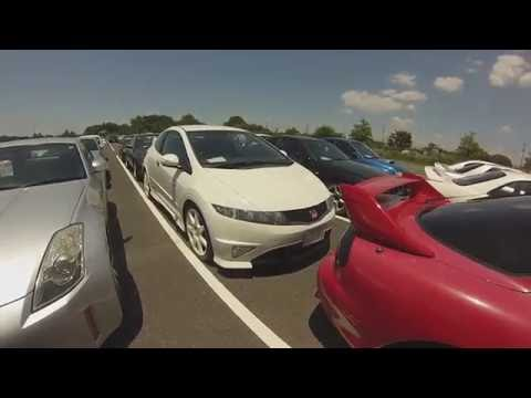Car Review - Honda Civic Type R Euro FN2 - Start Up, Full Vehicle Tour