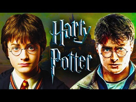 MOST OF THE HARRY POTTER SERIES MAKES NO SENSE (MARATHON REACTIONS)