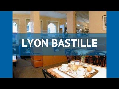 LYON BASTILLE 3* Франция Париж обзор – отель ЛИОН БАСТИЛ 3* Париж видео обзор