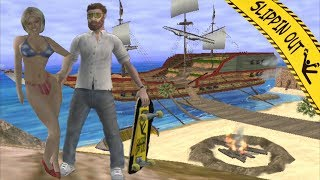 Video Tony Hawks Pro Skater 3 - Exploring Camera Hidden Secrets And Easter Eggs | Slippin Out download MP3, 3GP, MP4, WEBM, AVI, FLV Juli 2018