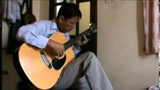 NGÀY DÀI TRÊN QUÊ HƯƠNG - Guitar Solo