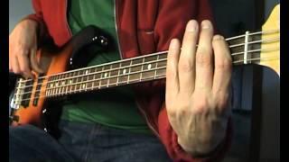 Elton John & Kiki Dee - Don't Go Breaking My Heart - Bass Cover