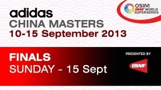 Finals - MD - Ko S.H./Lee Y.D. vs H.Endo/K.Hayakawa - 2013 Adidas China Masters