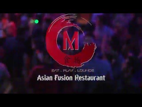 M Asian Fusion Restaurant In Downtown San Jose