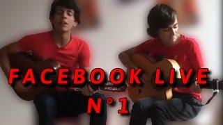 [ESTEBAN & DIEGO] FACEBOOK LIVE N°2