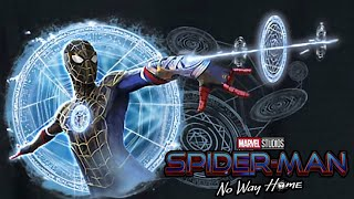 FIRST LOOK Spider-Man No Way Home PROMO IMAGES! MAGIC Spidey Suit Full Look!