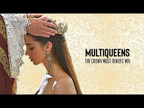 Multi Queens   The Crown must always win