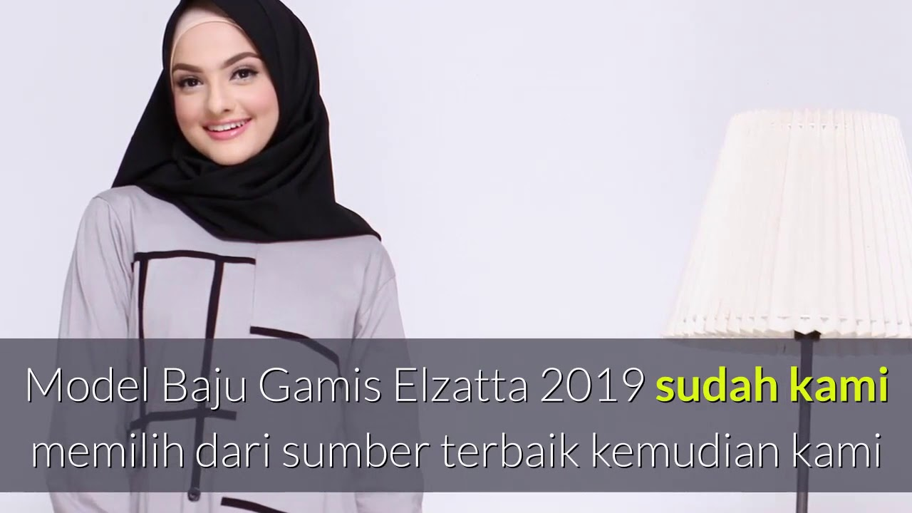 Dress Elzatta Terbaru 2019 Deliahijab Com 082121939282 Youtube
