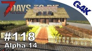 7 Days To Die | Restoration | 7 Days to Die Gameplay Alpha 14 | S06E81