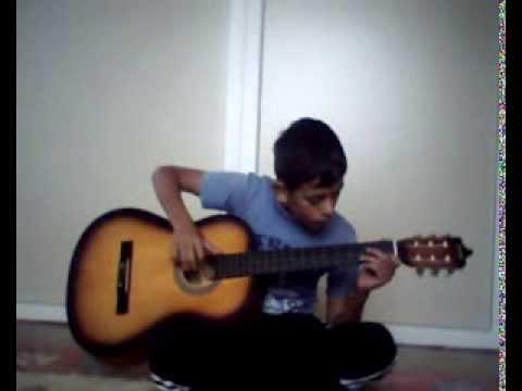 rasim kaya -- gitar solo parça