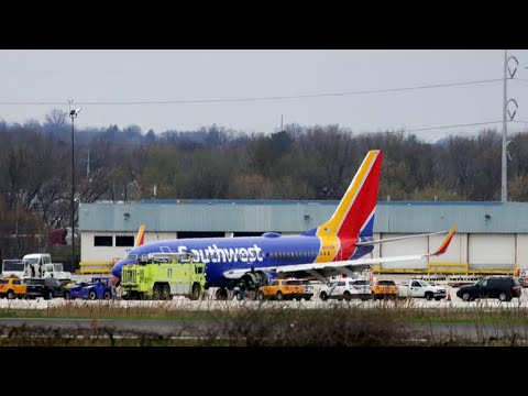 FAA orders investigations after Southwest engine blade showed signs of metal fatigue