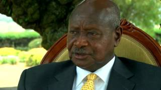 Museveni explains the clamp down on opposition