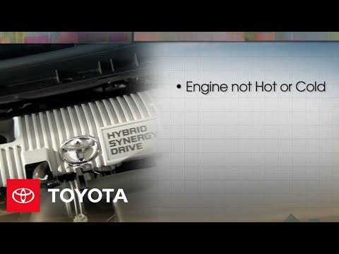 2012 Prius v How-To: EV Mode | Toyota