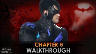Batman: Arkham Knight –  PS4 Pro Walkthrough – Chapter 06