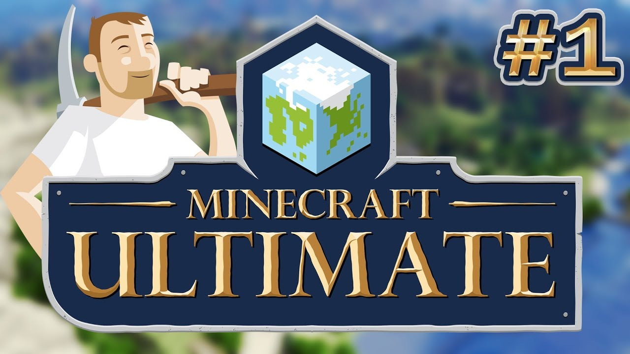 Minecraft Ultimate: Ep 1 - Perusing the Pyramids - Minecraft Ultimate: Ep 1 - Perusing the Pyramids