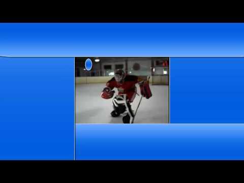 Francis en el hockey. Malcolm el de enmedio. HD
