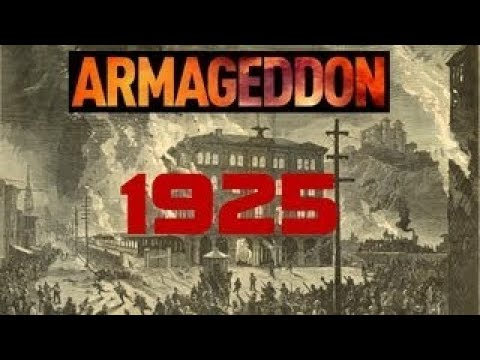 Jehovahs witnessess and the 1925 Armageddon The video! jw.org