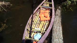 My Bamboo Canoe Project pt 3. Extras Thumbnail
