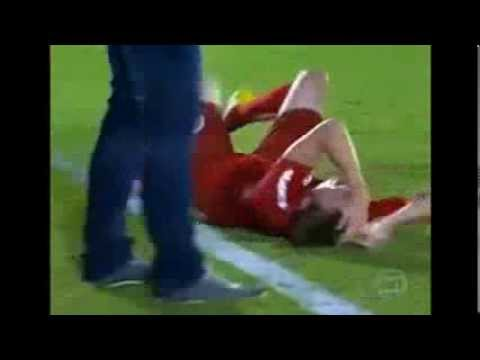 Wildest extravagance of a football player and a crime of arbitral Brazil
