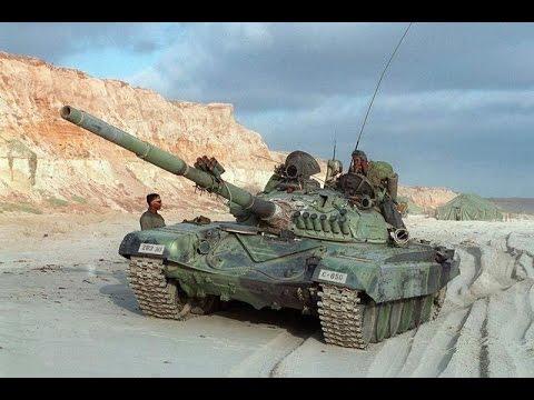 当年横空出世的T-72能否在战场上所向披靡?