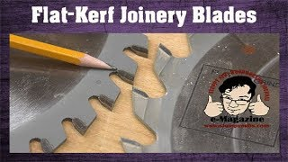You're using the wrong table saw blade for joinery!