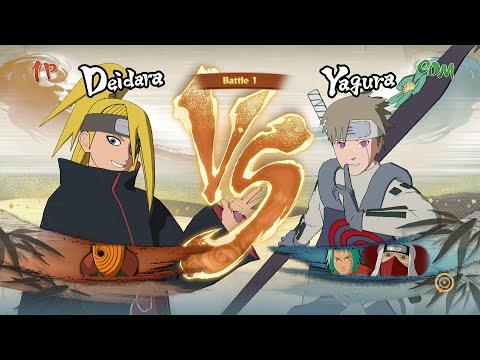 Tailed Beast Event 3 (Jonin) - NARUTO SHIPPUDEN: Ultimate Ninja STORM 4