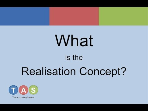 What is the Realisation Concept?