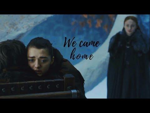 House Stark - The wolves have returned