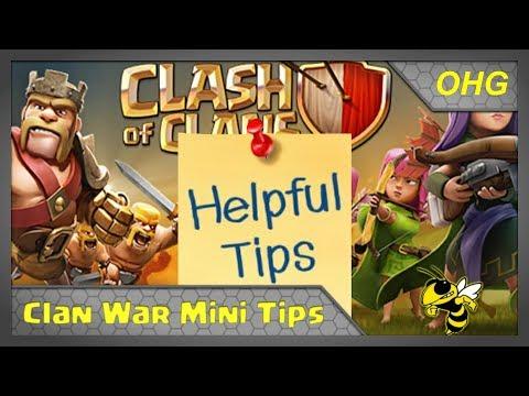 Clan War Mini-Tip #47: Rage vs Haste on Balloons