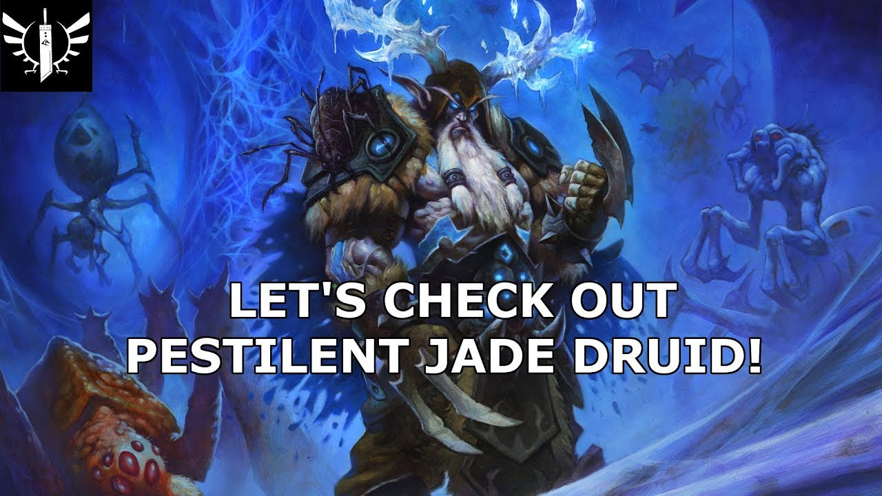 jade druid frozen throne